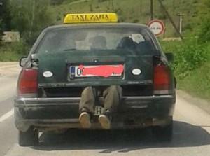 Все о такси - фото дня 13 мая