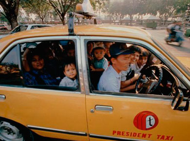 Все о такси - фото дня 9 июня