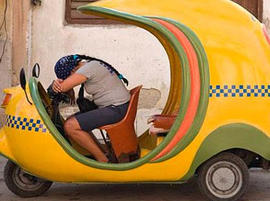 Все о такси - фото дня 17 июля