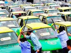 Все о такси - фото дня 23 июля