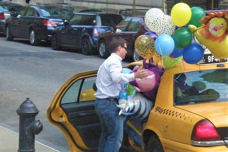 постоянные клиенты такси