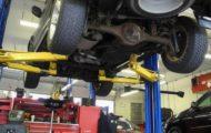 диагностика и ремонт автомобиля