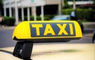 реклама в службе такси