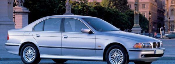 автомобиль ВMW 5